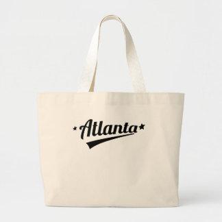Retro Atlanta Logo Bag