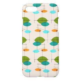 Retro Atomic Mobile Pattern iPhone 7 Case