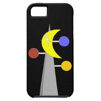 Retro Atomic Phone Case iPhone 5 Cases