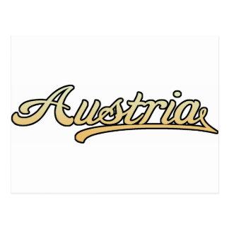 Retro Austria Post Cards