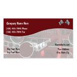 Retro Automotive Business Cards