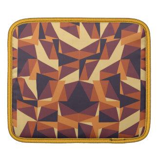Retro Aztec Art iPad Sleeve