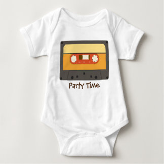 Retro baby bodysuit