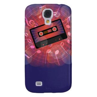Retro Background Galaxy S4 Case