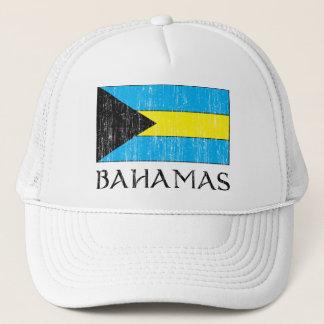 Retro Bahamas Flag Hat