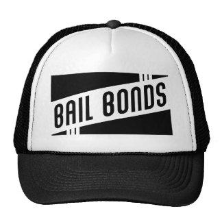 retro bail bonds hat