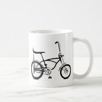 Retro Banana Seat Bike Coffee Mug