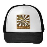 Retro Baritone Hats