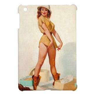 Retro Beauty 14 iPad Mini Covers
