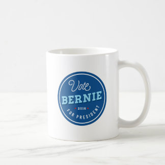 Retro Bernie Basic White Mug