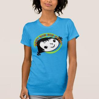 Retro Best Big Sis Ever T-shirt
