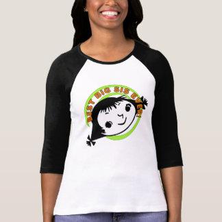 Retro Best Big Sis Ever Tshirts