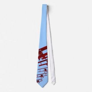 Retro Biplane Tie