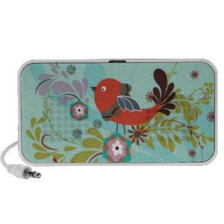 Retro Bird Speaker