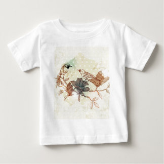 Retro Birds Tshirts