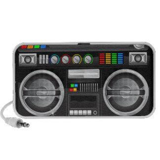 retro boom box ghetto blaster boombox portable speakers