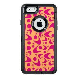 Retro Boomerangs OtterBox Defender iPhone Case