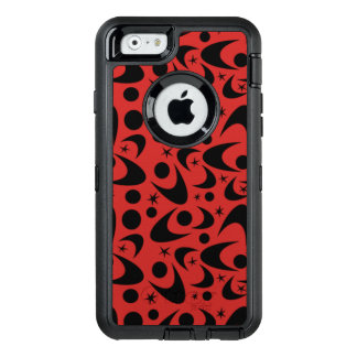Retro Boomerangs OtterBox iPhone 6/6s Case