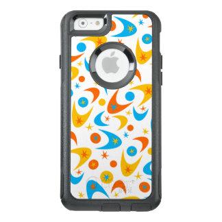 Retro Boomerangs & Starbursts OtterBox iPhone 6/6s Case