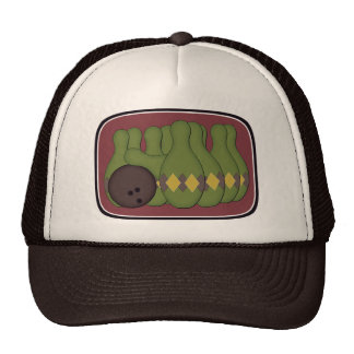 Retro Bowling Cap