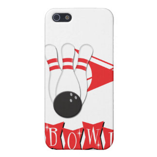 Retro Bowling iPhone 5/5S Covers