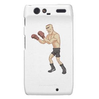retro boxer droid RAZR cases
