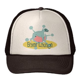 Retro Boxer Lounge Cap