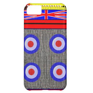 Retro British Amp Speaker Mod TARGET iPhone 5C Case