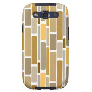 Retro Brown Samsung Galaxy S3 Case