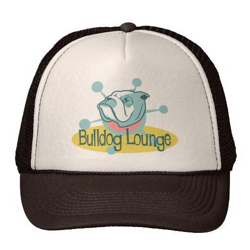 Retro Bulldog Lounge Hats