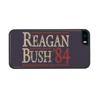Retro Bush Reagan 84 Election iPhone 6 Plus Case
