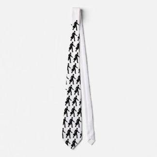 Retro Businessman Neck Tie