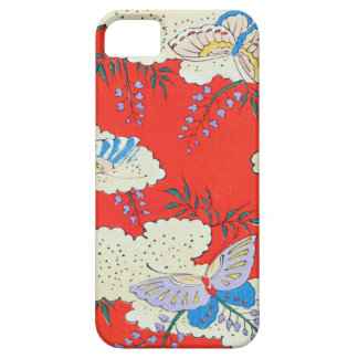 Retro Butterflies Case For The iPhone 5