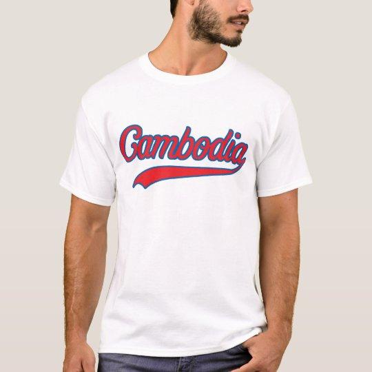 Retro Cambodia T-Shirt