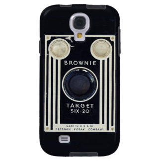 Retro camera brownie target. galaxy s4 case