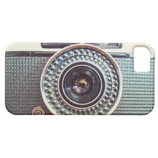 Retro camera iPhone 5 covers