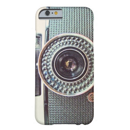 Retro camera iPhone 6 case