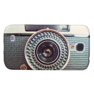 Retro camera galaxy s4 case