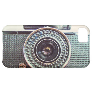 Retro camera iPhone 5C case