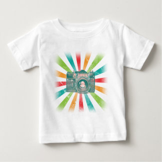 Retro Camera Tee Shirts