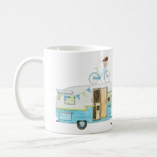 Retro Camping Trailer Mug