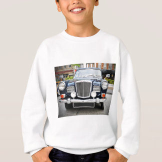 Retro car sweatshirt