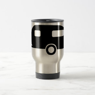 Retro Caravan Travel Mug