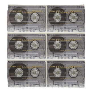 Retro Casseette Tape Bandanna