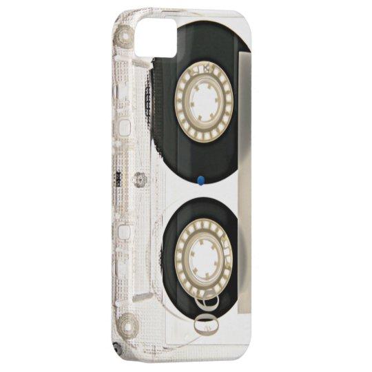 Retro Cassete I-Phone 5 5S Cover