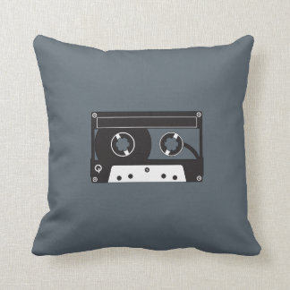 Retro Cassette Music Pillow