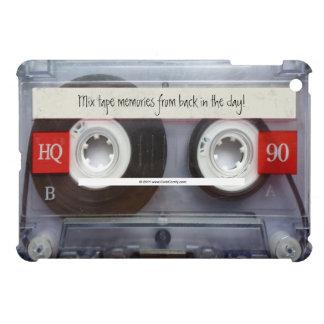 Retro Cassette Tape Cover For The iPad Mini
