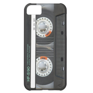 Retro Cassette Tape iPhone 5C Case