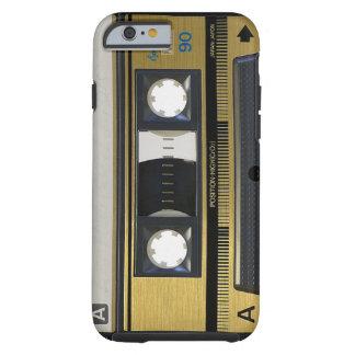Retro Cassette Tape iPhone 6 case Skin 80's Throw