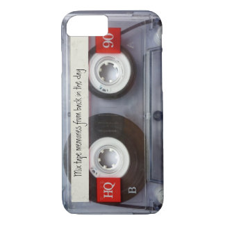 Retro Cassette Tape iPhone 7 Case